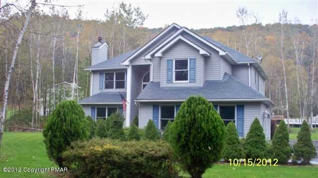 Pocono Mtn Bank Owned Colonial By Delaware Water Gap Mls# 12 - 8993