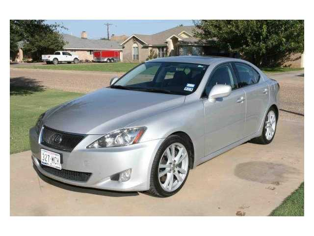 2006 Lexus Is350 At $3900