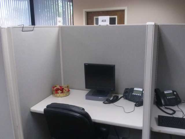 Looking For Pre - Owned Office Cubicles Or Call Centers?