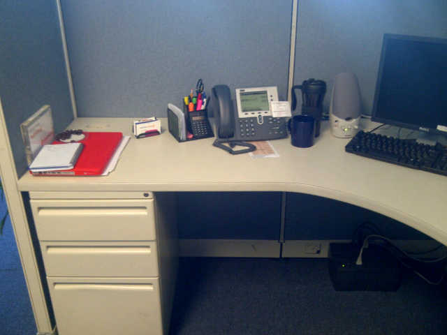 Used Office Cubicles, Used Call Centers, Used Workstations!