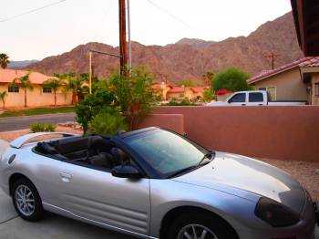 For Sale 2001 Mitsubishi Eclipse Gs Spyder Convertible