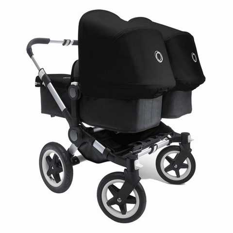 Bugaboo Donkey Duo Stroller Twins Complete Set
