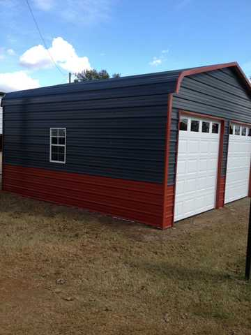 Carports, Sheds, Barns, Portable Buildings