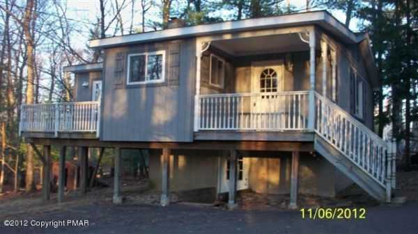 Cozy Pocono Woodland Lake Ranch On Acre W / Amenties! Mls#12 - 9753