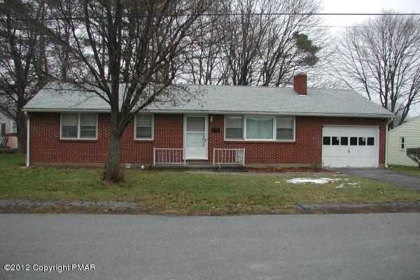 Stroudsburg 2br Ranch Rental W / Lg Yard & Garage! Mls#12 - 10367