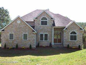 Poconos 4br Stone Front Colonial Dream Home On 7+ Acres! Mls#12 - 9