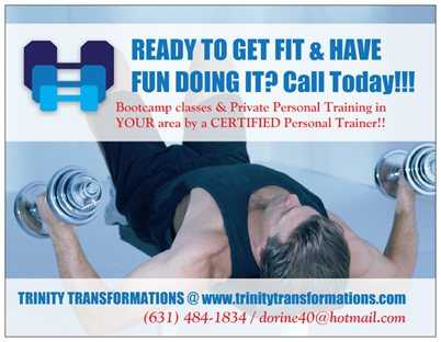 Bootcamp - Private Certified Personal Trainer