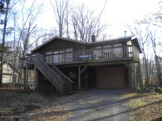 Pocono Vacation 3br Chalet W / Fin Basement Rec Room Mls#12 - 10341