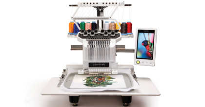 For Sale : Brother Pr - 1000e Embroidery Machine