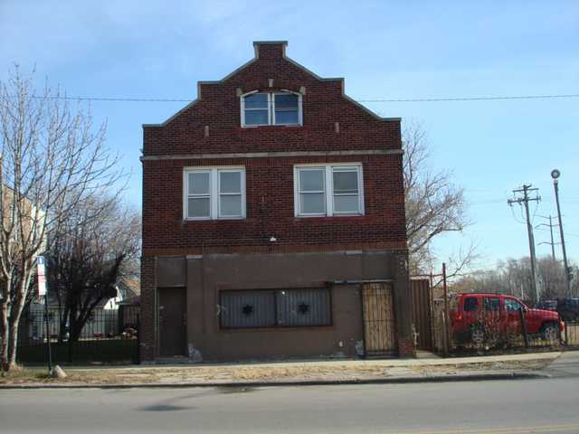 Foreclosed 4 Flat 2 Unit Brick Property In Little Village Area