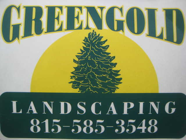 Greengold Landscaping 815 585 3548