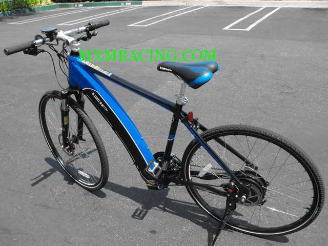 Izip & Ezip Electric Bicycles