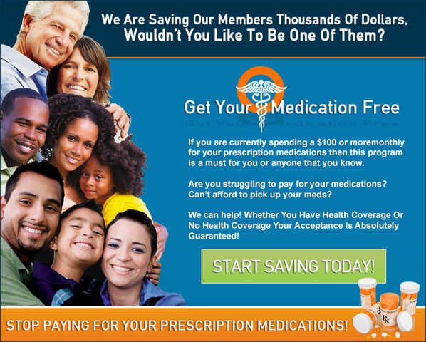 Stop Paying For Your Prescription Medications!