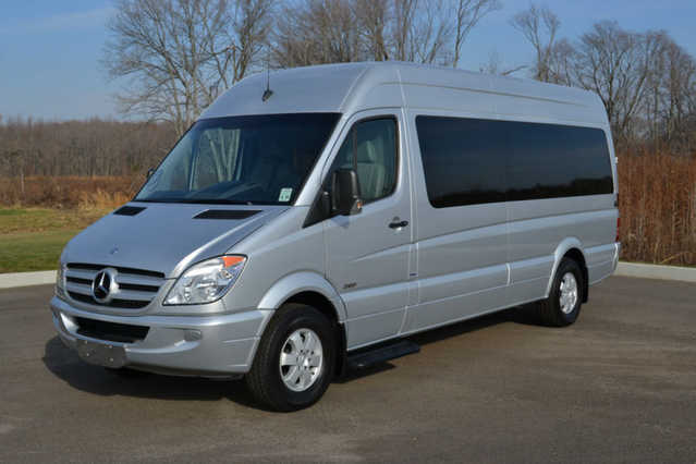 2010 Mercedes - Benz Sprinter 2500