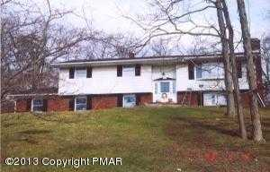 Pocono Bi - Level 3br 2ba W / Low Taxes! No Comm 2+ Ac Mls#13 - 1886