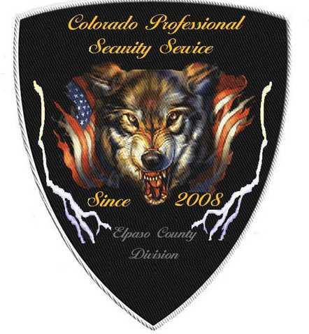 Colorado Professional Security Services