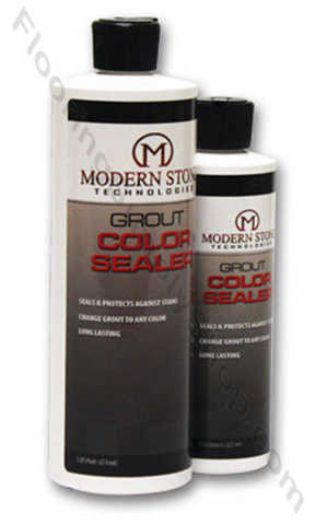 Modern Stones Grout Colorant Sealer