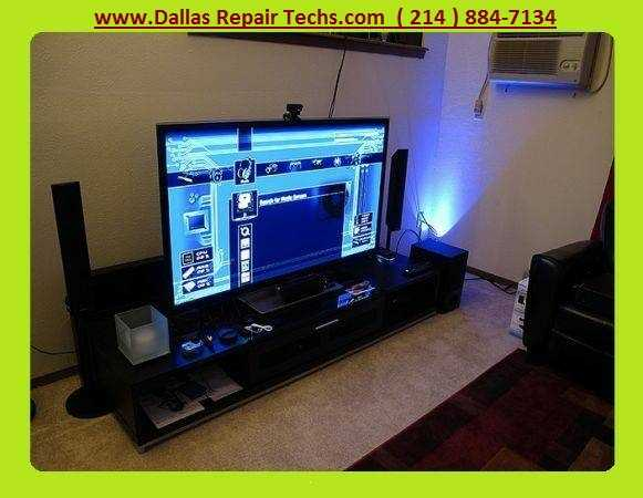 Tv Repair Dallas In - Home