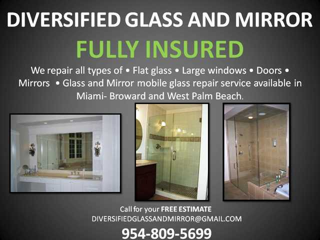 Shower Enclosures Parkland, Fl. Frameless Shower Doors Weston, Fl
