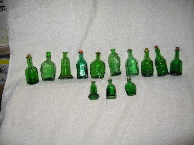 Little Bottles