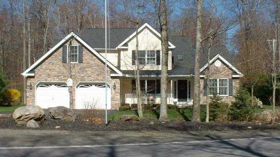 Pocono Farms Country Club Golf Home 3br W / Workshop Mls# Pm - 1221