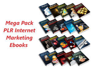 Mega Pack Internet Marketing Ebooks (Private Label Rights)