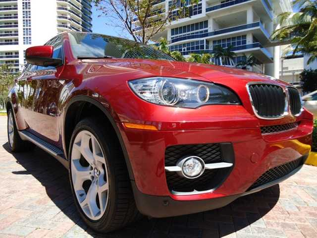 2010 Bmw X6 Amazing In Like New Condition!full Power. Luxury