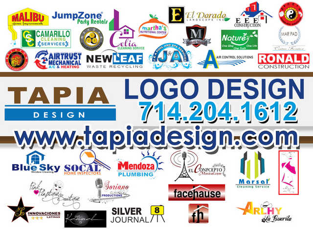 Logo Designer In Orange County Custom Logos