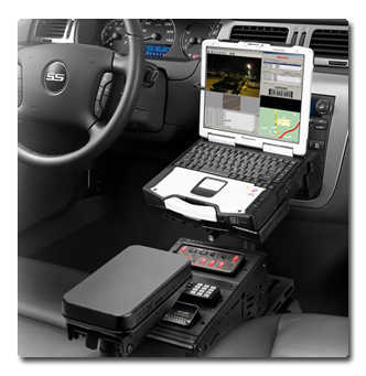 Laptop Mounts For Your Car Or Truck, No Drilling!