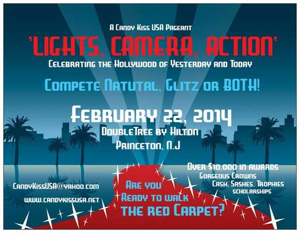 'lights, Camera, Action' By Candy Kissusa