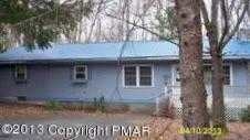Pocono Mtns Bank Owned 3br 2ba Ranch W / Garage Mls# Pm - 3383
