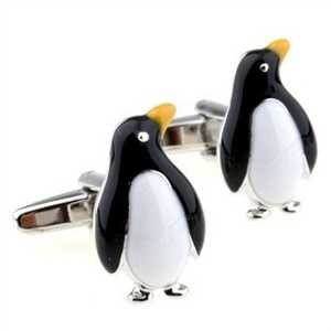 Penguin Cufflinks