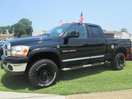 2006 Dodge Ram 3500 Lifted Turbodiesel