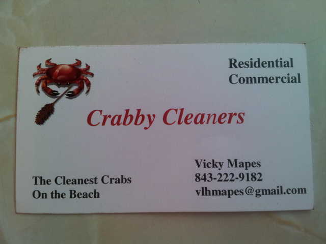 Crabby Cleaners