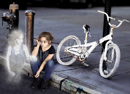 Ghost Bike: A Photographic Journey By Genea Barnes