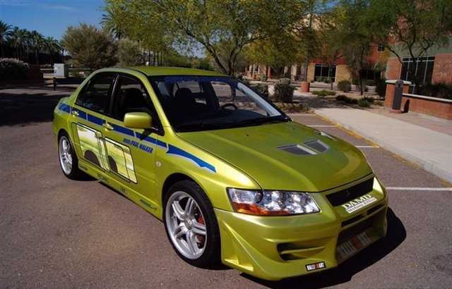 2001 Mitsubishi Lancer Evolution Evo 2 Fast 2 Furious In ...