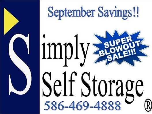 Savings Storage Discounts 10x10 10x15 10x20