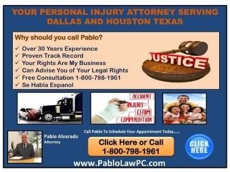 Houston Personal Injury Lawyers 214 - 942 - 1900 Or 713 - 320 - 1768