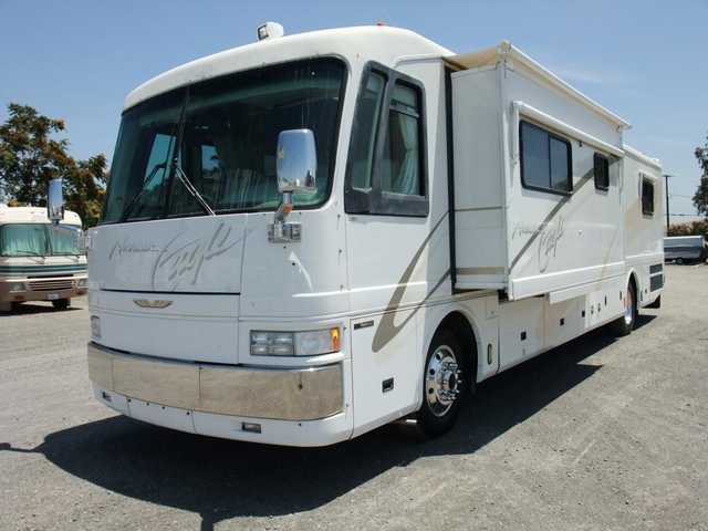 2000 American Coach American Eagle 40ds