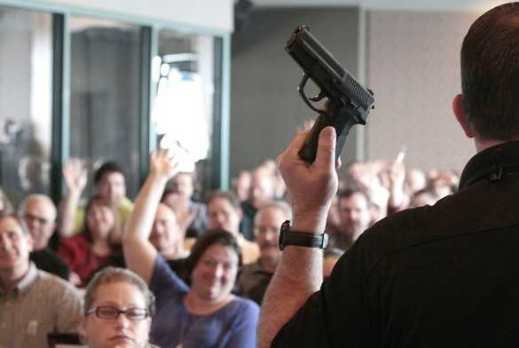 Concealed Weapon Permit Classes
