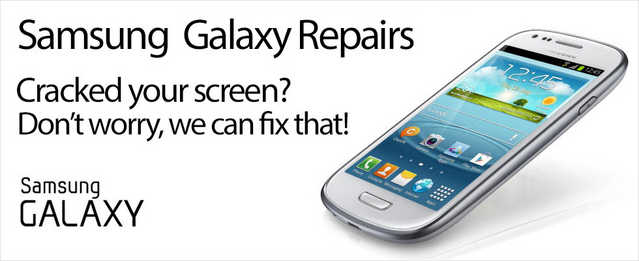 Galaxy Repair Dr. Cell Phone Fort Worth Galaxy S3 / S4 / Galaxy
