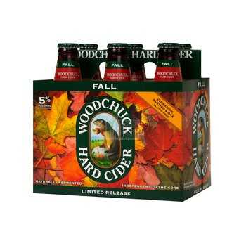 Woodchuck Fall Cider 12oz Btl 6pk