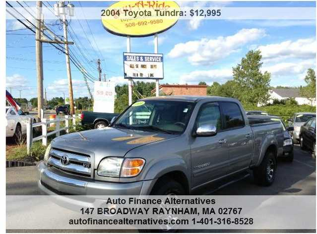 2004 Toyota Tundra 4 - Door * Bad Crdit No Problem $70 A Week
