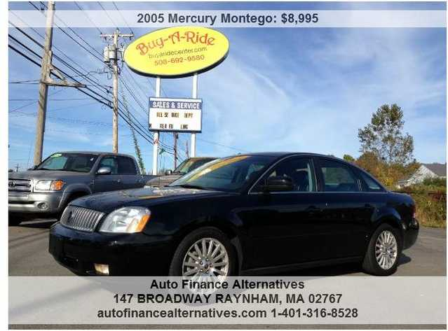 2005 Mercury Montego Loaded !