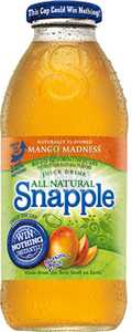 Snapple Mango Madness 16oz