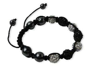 Great Offer! Austrian Crystal Shamballa Bracelet - Free Shippin