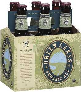 Green Lake Organic Ale 12oz Btl 6pk