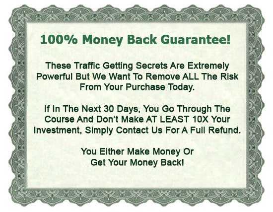 Instant Traffic Shortcuts Program - Real Fast!