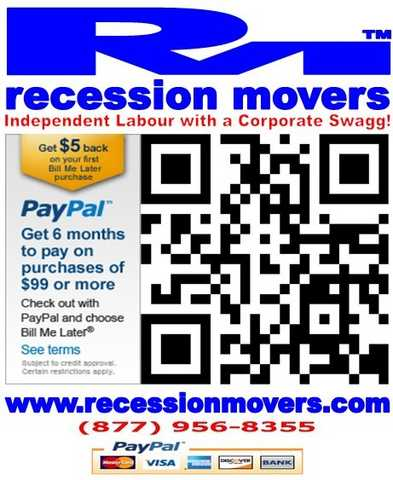 Recession Movers™ • Independent Labour With A Corporate Swagg