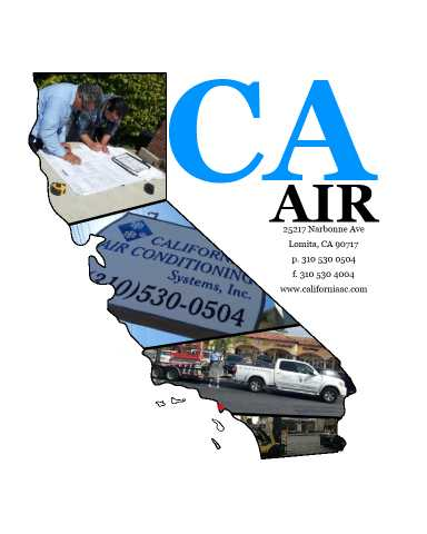 Commercial Air Conditioning & Heating Hvac Experts
